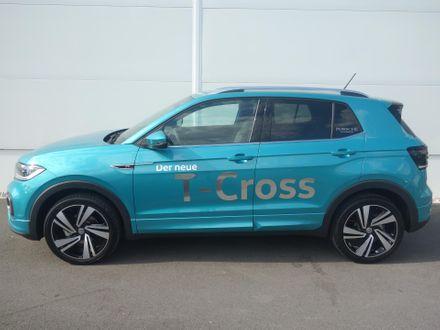 VW T-Cross Style TSI DSG