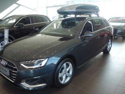 Audi A4 Avant 40 TFSI advanced