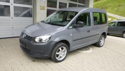 VW Caddy Kombi TDI 4MOTION