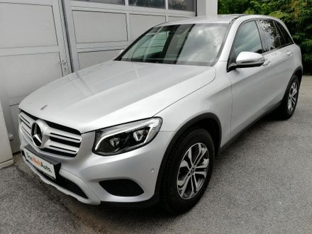 Mercedes GLC 220d 4MATIC Aut.