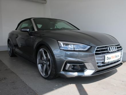 Audi A5 Cabriolet 2.0 TDI Sport