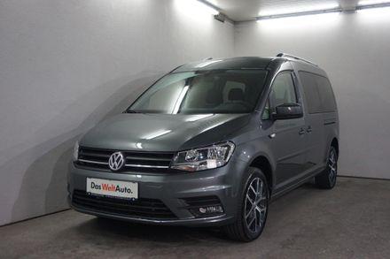 VW Caddy Maxi Austria Plus TSI
