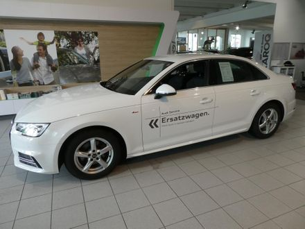 Audi A4 Limousine 1.4 TFSI Sport