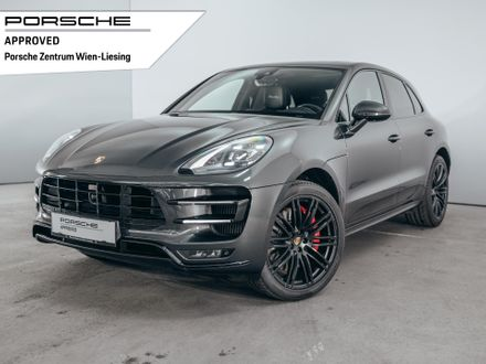 Porsche Macan Turbo m. PerformancePackage abMJ18