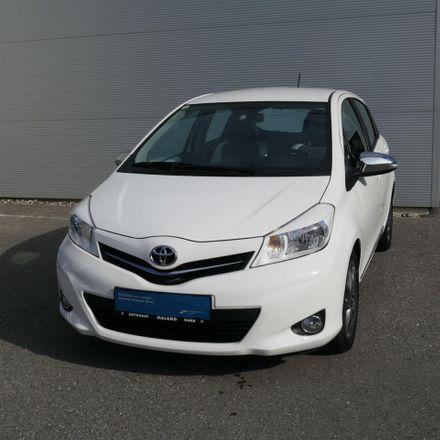 Toyota Yaris 1,0 VVT-i Trend