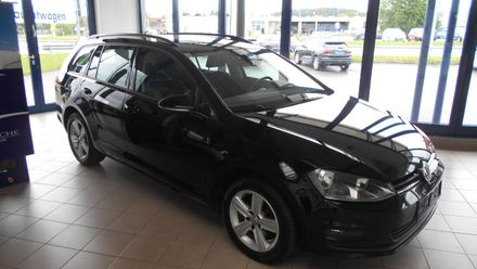VW Golf Variant Rabbit TDI DSG
