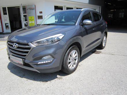 Hyundai Tucson 2,0 CRDI 4WD Edition 25