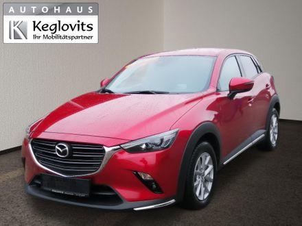 Mazda CX-3 G121 Revolution Aut.