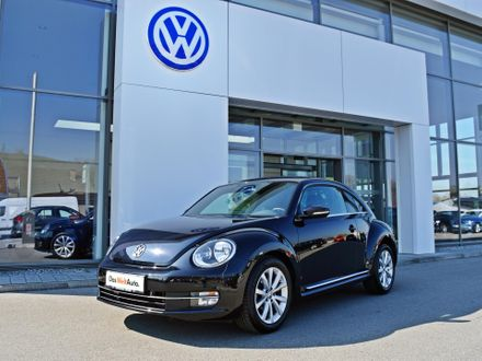 VW The Beetle Design BMT TDI