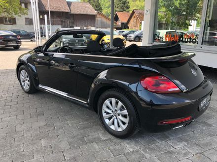 VW The Beetle Cabriolet Austria TSI