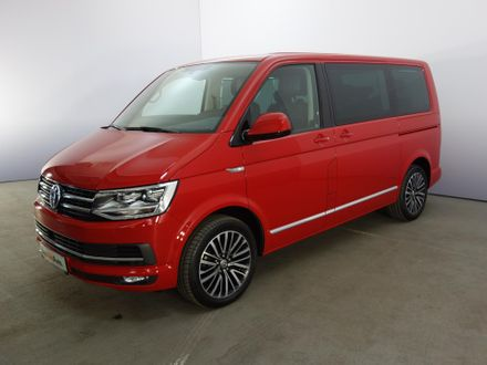 VW Multivan Highline TDI