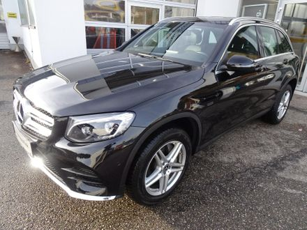 Mercedes GLC 350 e PHEV 4Matic
