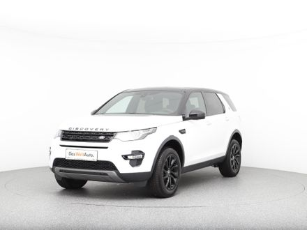 Land Rover Discovery Sport 2,0 TD4 150 4WD SE Aut.