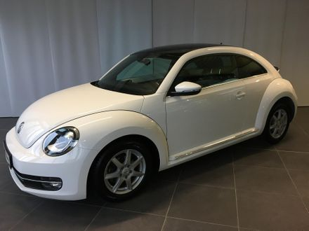 VW The Beetle Sky TDI