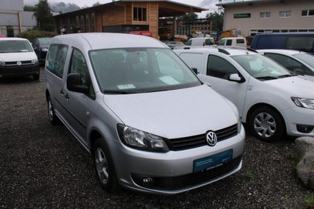 VW Caddy Maxi Startline TDI