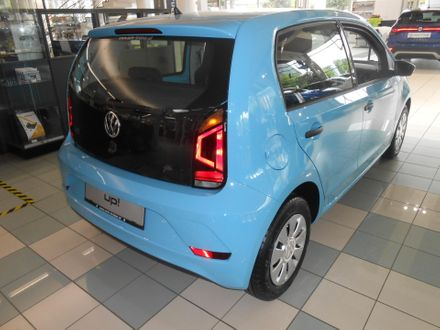 VW up! Austria