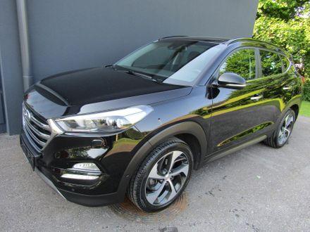Hyundai Tucson 2,0 CRDI 4WD Platin Aut.