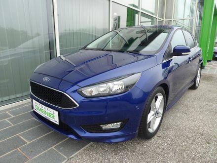 Ford Focus 1,0 EcoBoost Titanium