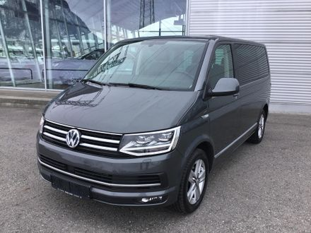 VW Multivan Generation SIX TDI EU6