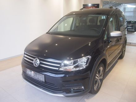 VW Caddy Alltrack TDI