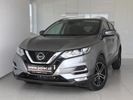Nissan Qashqai 1,6 dCi N-Connecta Xtronic Aut.