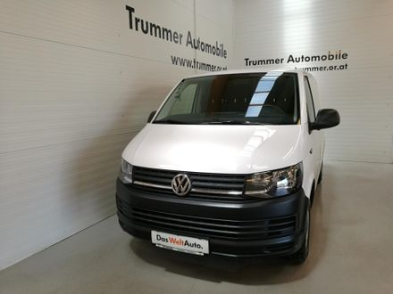 VW Kastenwagen Entry Limited Edition TDI