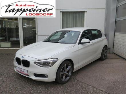 BMW 116i Österreich-Paket Aut.