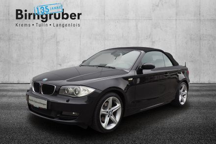 BMW 120i Cabrio Österreich-Paket