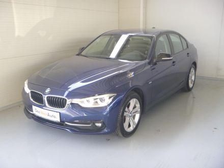 BMW 318d Sport Line Aut.