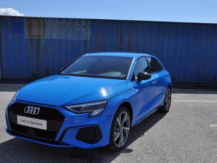 Audi A3 Sportback 35 TFSI S line exterieur