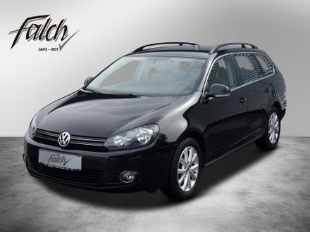 VW Golf Rabbit Variant 4MOTION TDI