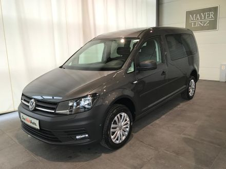 VW Caddy Maxi Conceptline TDI 4MOTION