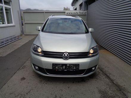 VW Golf Plus Sky TDI