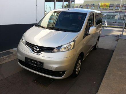 Nissan NV200 Kombi 1,5 dCi 110 Evalia Tekna