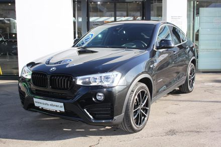 BMW X4 xDrive 30d Advantage Aut.