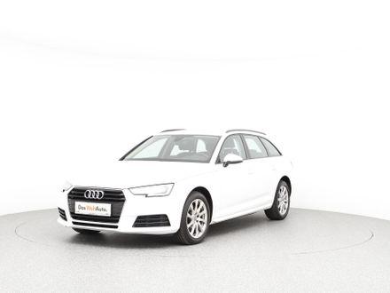 Audi A4 Avant 2.0 TDI Black&White