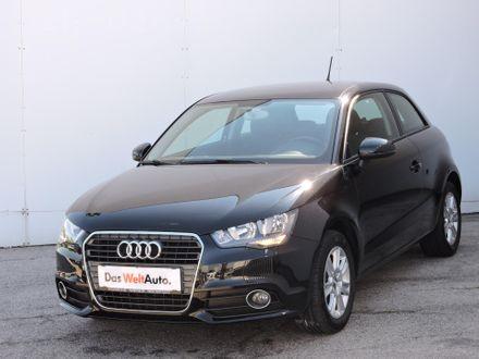 Audi A1 1.2 TFSI intro