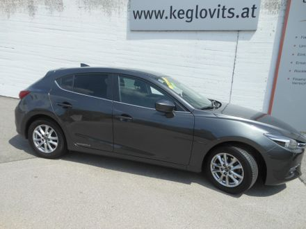 Mazda 3 Sport CD105 Attraction