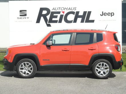 Jeep Renegade 2,0 MultiJet II 120 Limited AWD