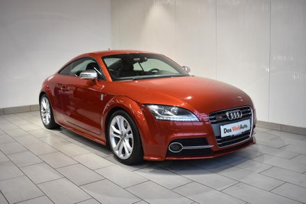 Audi TTS Coupe 2.0 TFSI quattro