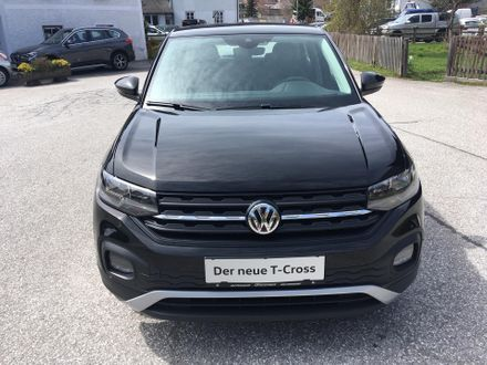VW T-Cross TSI