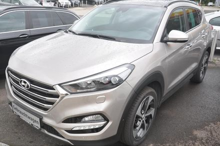 Hyundai Tucson 1,6 T-GDI 4WD Platin DCT