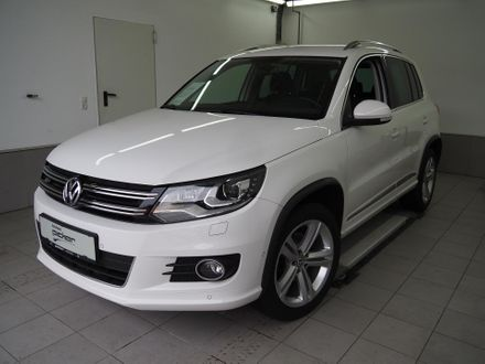 VW Tiguan 4Sports TDI BMT