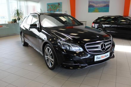 Mercedes E 300 T BlueTEC Hybrid Avantgarde A-Edition Plus Aut.