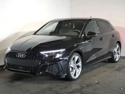 Audi A3 Sportback 35 TDI S line exterieur
