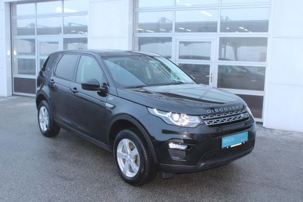 Land Rover Discovery Sport 2,0 TD4 4WD Pure Aut.