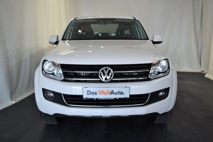 VW Amarok DC Highline TDI 4x4 permanent