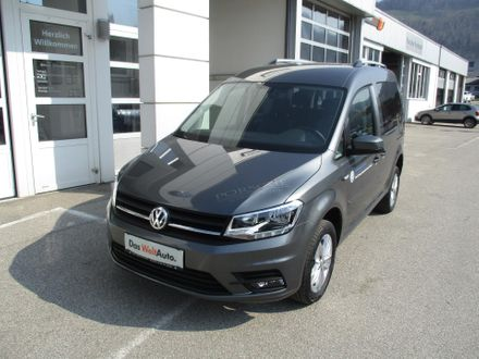 VW Caddy Austria Plus TDI 4MOTION
