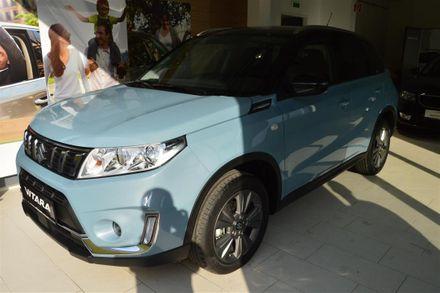 Suzuki Vitara 1,0 DITC shine