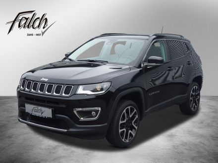Jeep Compass 2,0 MultiJet II AWD Limited Aut.